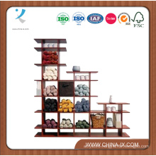 6′ Wide Tiered Display Stand for Retails