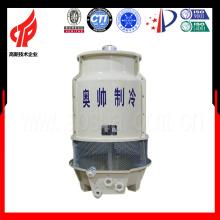 6T FRP résistant à la température élevée mini petit système de tour de refroidissement