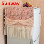 Custom Refrigerator Freezer Cover