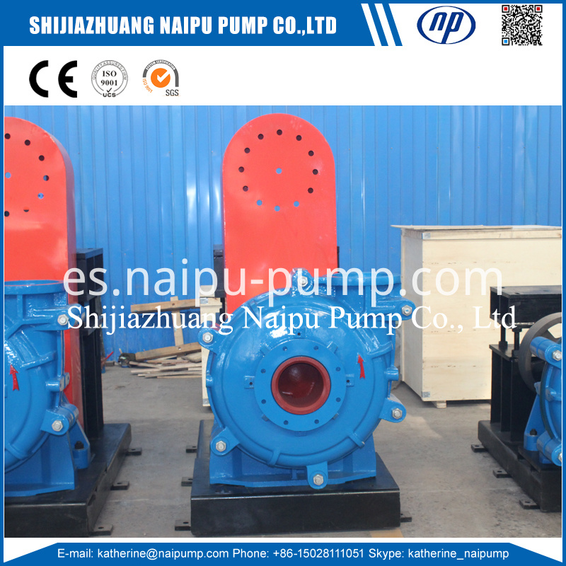 8X6 FF AH slurry pump