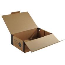 Print Recycled Kraft Paper Corrugated Box