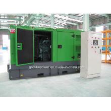 Наборы дизельных генераторов серии Daewoo звукоизоляции 64 кВт