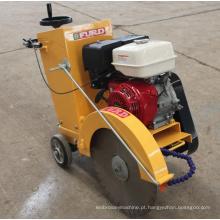 Walk-behind máquina de alta velocidade do cortador de estrada de concreto para povement FQG-400