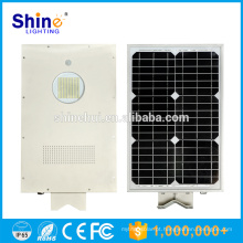 15W Mais popular Melhor Preço Garantido all in one solar levou rua luz com bateria de lítio bem