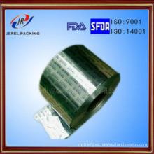 Aleación dura Hoja de aluminio de la ampolla de H18 (JR-001)