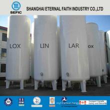 Hot Selling Low Pressure Liquid Nitrogen Cryogenic Tank (CFL-20/0.8)