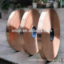 All sizes High quality high conductivity copper foil sheet 0.2mm