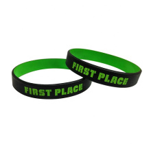 2021 Popular Rubber Bracelets Silicone Sport Hand Band