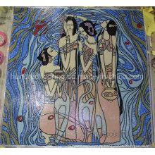 Muralha Mosaico de Arte, Mosaico Artístico para Parede (HMP805)