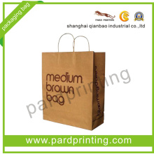 High Quality Package Kraft Paper Bag (QBB-171)