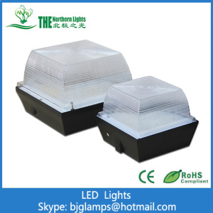 40W LED Low Profile Canopy Lights