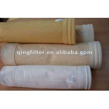 Repelente de agua y aceite filtro de polvo Filtro PPS Bolsa de filtro