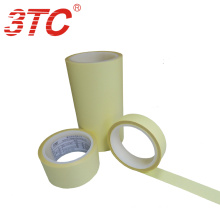 Exhaust Mesh Transparent PET Double sided tape for  Electronics