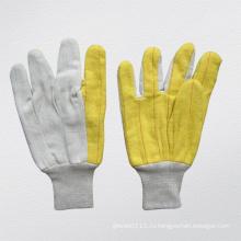 Жаропрочные хлопчатобумажные рабочие перчатки (2109)