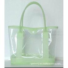 Saco de embalagem plástica de impressão de cabeçalho OPP (saco de plástico)