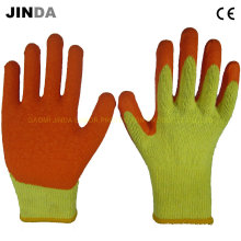 Latex Coated Industrial Work Gloves (LS009)