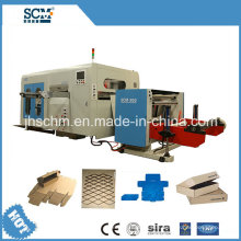 Automatic Die Cutting Machine for Corrugated Paper