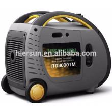 Fabrik Direktverkauf hohe Effizienz Hause verwenden elektrische 120V / 240V Inverter Generator zum Verkauf