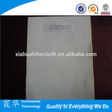 8222 PE plain woven antistatic polyester filter cloth for filter press cloth
