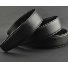 Automatic buckle Men's mens leather belt straps