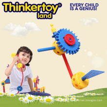 Plastic DIY Intelligence Toys for Kids Plastic Block Toys