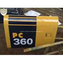 Komatsu Bagger PC360 Abteiltür Aftermarket