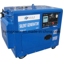 China Manufacturer Manual or Electric Start Home Use 2800W Diesel Powered Portbale Generator