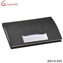 Laser Logo Leather Card Holder Wholesale