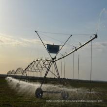 Riego de pivote central móvil agrícola de alta calidad