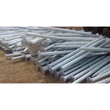 Ground Screws for Bill Board Anchor
