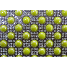 Most Trendy Hot Fix Ceramic Rhinestone Sheet 24*40cm