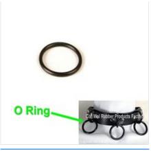 Farbiger Silikonkautschuk O Ring für Schmuck
