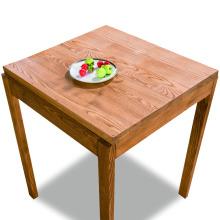 Freizeit Garten Holztisch und Stuhl