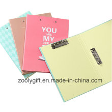 A4 Double Clip File Folder Cheap Paper File Holder