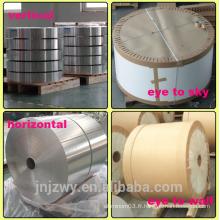Bobine en aluminium à traitement personnalisé pour toiture 1060 1100 3003