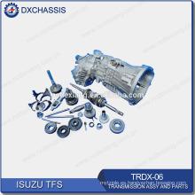 Conjunto de transmisión TFS genuino y piezas TRDX-06