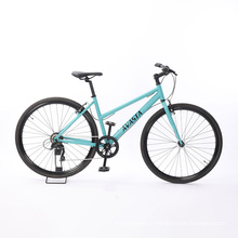 700c Light Weight Aluminum External 7 Speeds Lady Bike