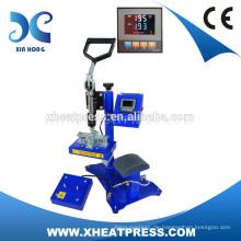 CE-Zertifikat Neue Ankunfts-Hitze-Presse-Art Kappen-Drucken-Maschine