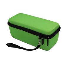Top venta vacío rectángulo portátil eva colorido tableta altavoz caja