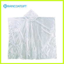 Cheap Poncho de lluvia transparente para la promoción