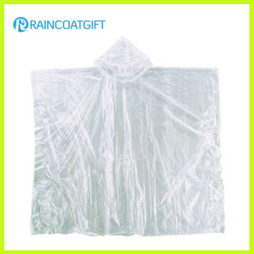 Cheap Transparent Rain Poncho for Promotion