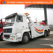 6X4 Towing Truck 25ton Towing Wrecker Truck for Sale