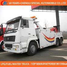 Caminhão do reboque do reboque do caminhão de reboque 6x4 25ton para a venda