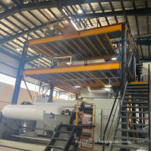 4200MM PP spunbond máquina para fabricar tecido não tecido