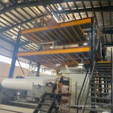 4200MM PP Spunbond Машина для производства нетканых материалов