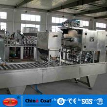 CE standard Manufacture Full Automatic Yogurt Cup Filling Sealing Machine