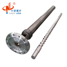 CPVC Pipe Fitting Extruder Screw Barrel