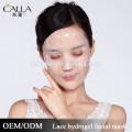 Nueva hoja facial del colágeno del cordón de la máscara facial 2016
