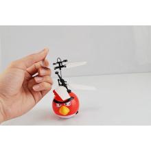 Brinquedos de contol remoto da novidade de avião elétrico rc rc voando pássaro 2ch