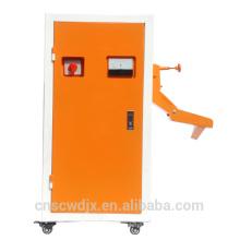 Molino de arroz móvil DONGYA N40B 02 Supermarket con caja para ventas calientes en el mercado